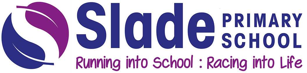 Slade primary school erdington logo
